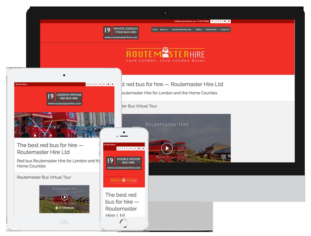 SCL Responsive Website Design Digital Marketing Click Return